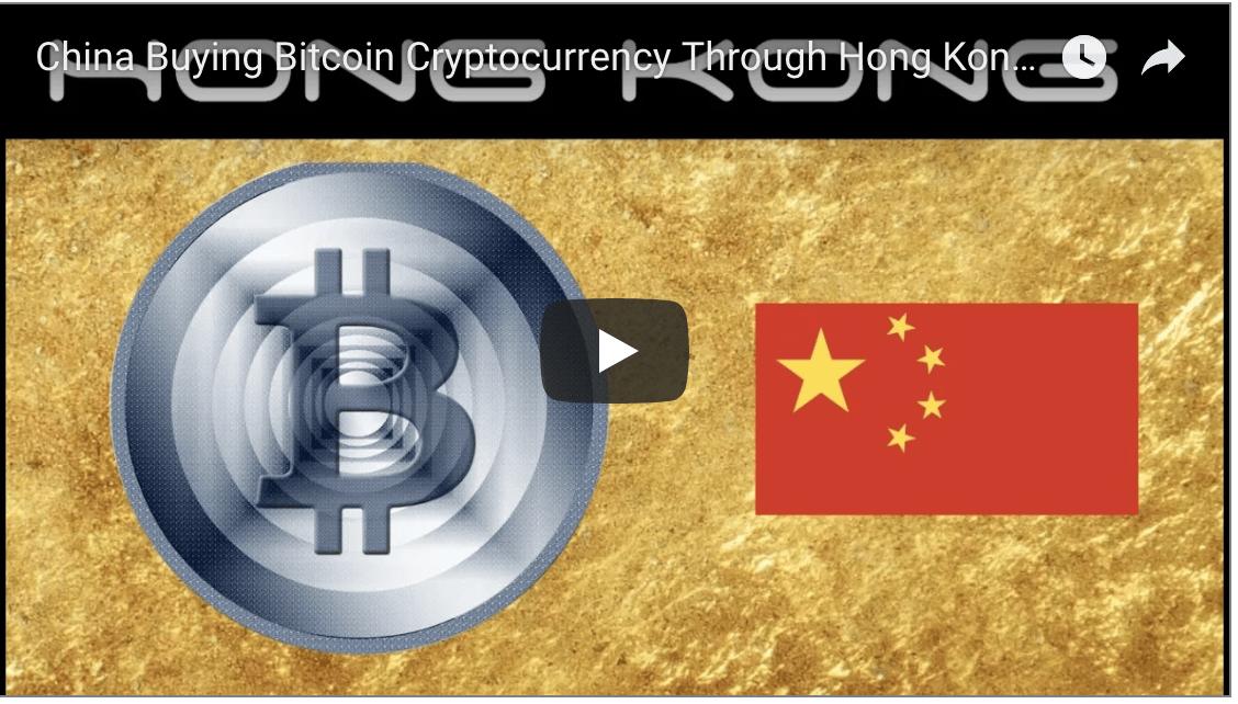 Hoe er in China alsnog Bitcoins worden gekocht!