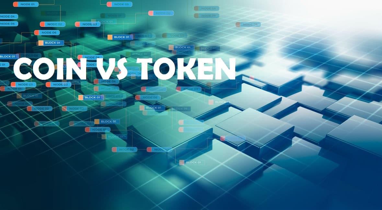 Wat is het verschil tussen een coin en token?
